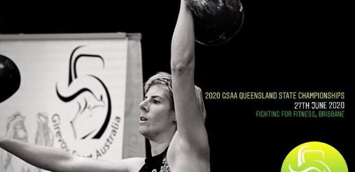 2020 GSAA QLD State Kettlebell Championships