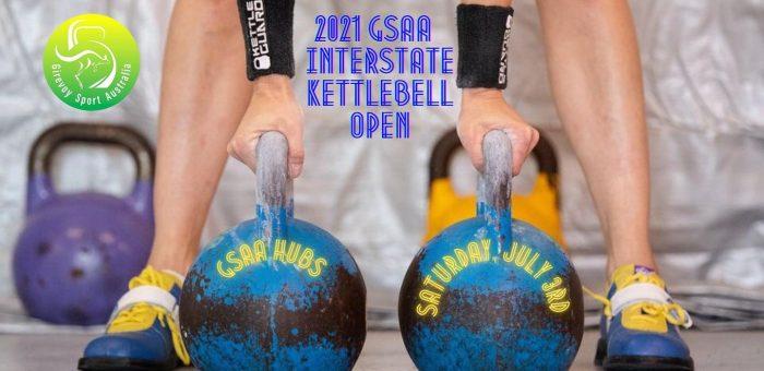 2021 July 3rd GSAA Open